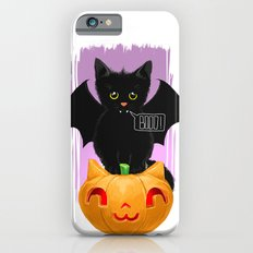 flying kitten iPhone 6 Slim Case