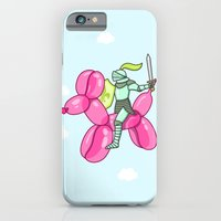 iPhone & iPod Case featuring Air Knight by Sombras Blancas Art & Design
