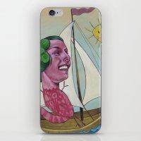 Sailing iPhone & iPod Skin