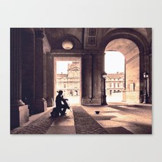 adagio parisienne Canvas Print