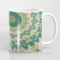 Luna Moth Kaleidoscope Mug