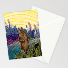 ursidae Stationery Cards