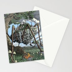 Spiderback Mountain Stationery Cards