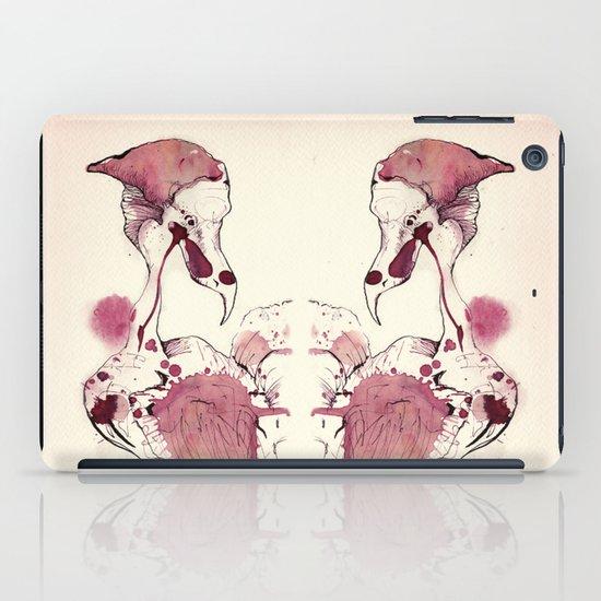 Hoploid Heron iPad Case