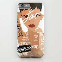 iPhone & iPod Case featuring Unapologetic by Angelus