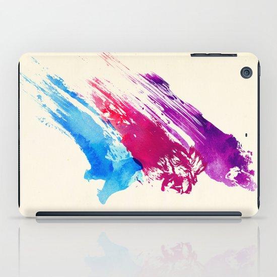 Wild colours iPad Case