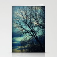 Merrimac Winter Sky Stationery Cards