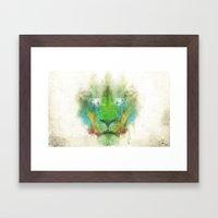 Instinct Framed Art Print