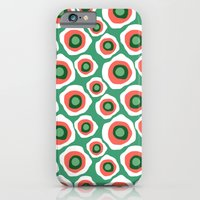 Fried Circles, Minty Yam iPhone 6 Slim Case