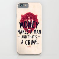 A Crime (variant) iPhone 6 Slim Case