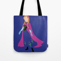 Princess Anna Tote Bag