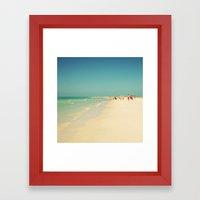 Siesta #5 Framed Art Print