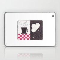 Coffee & Snow Laptop & iPad Skin