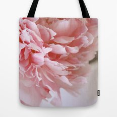 Peony Pink Tote Bag