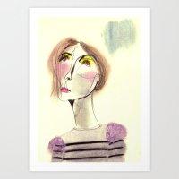 Study #24 Art Print