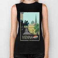 Visit Vienna Biker Tank