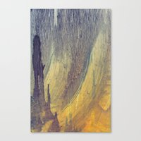 Abstractions Series 004 Canvas Print