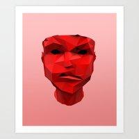 Expression D Art Print
