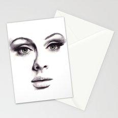 Adele  Stationery Cards