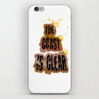THECOAST iPhone & iPod Skin