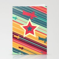 A Dandy Guy... In Space! Stationery Cards