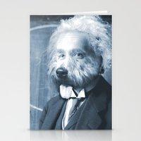 Albie Einstein Stationery Cards