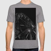 Carnival Mens Fitted Tee Athletic Grey SMALL