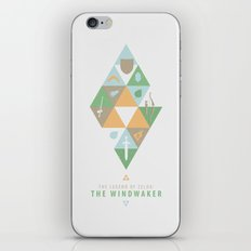 The Legend of Zelda: The Windwaker iPhone & iPod Skin