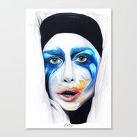 Make 'em Touch.  Canvas Print