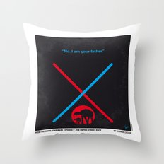 No155 My STAR Episode V … Throw Pillow