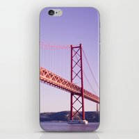 The Other Side Of The Wo… iPhone & iPod Skin