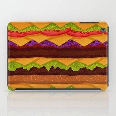 Infinite Burger iPad Case