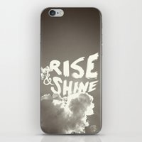 Rise & Shine iPhone & iPod Skin