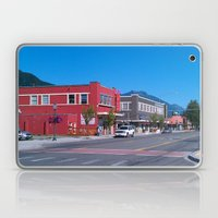 Small Town Laptop & iPad Skin