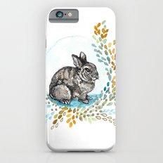 Rustic Rabbit iPhone 6 Slim Case
