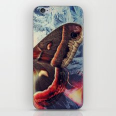 Moon Riser  iPhone & iPod Skin