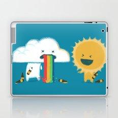 Binge Drinking and Colorful Rainbow Laptop & iPad Skin