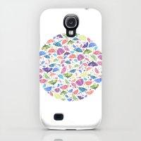 Galaxy S4 Cases featuring Umbrellas. by Elena O'Neill