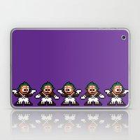Pixelly Wonka Laptop & iPad Skin