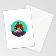 Mountain of sweet Stationery Cards