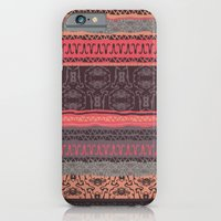 iPhone & iPod Case featuring Rosey by Monty