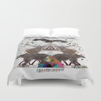 GUIDED BY VOICES Duvet Cover