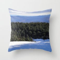 VT Trail Throw Pillow