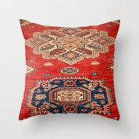 Natural Dyed Handmade An… Throw Pillow