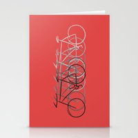 Just bike Stationery Cards
