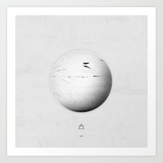 Element: Air Art Print