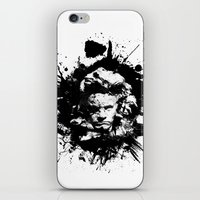 Ludwig van Beethoven iPhone & iPod Skin