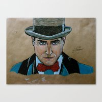 Arnold Rothstein (Boardw… Canvas Print