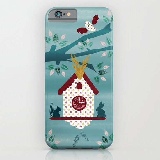Cuckoo Tree  iPhone & iPod Case