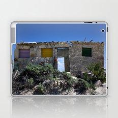 Beach Ruins Laptop & iPad Skin